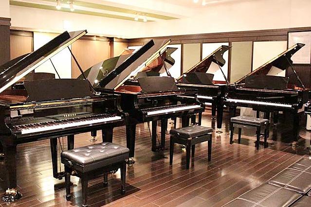 経堂店・グランドピアノサロン