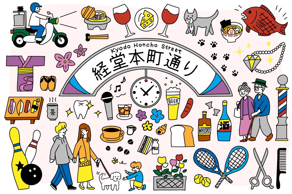 経堂本町会